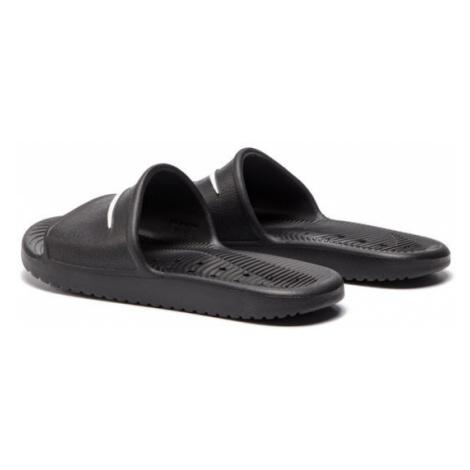 Nike Klapki Kawa Shower (GS/PS) BQ6831 001 Czarny