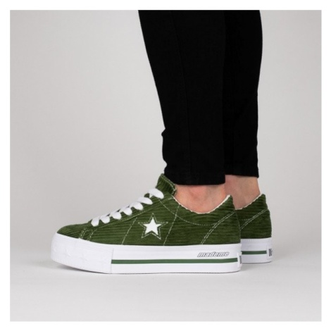 "Buty damskie sneakersy Converse One Star Platform OX ""MadeMe"" 561392C"