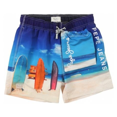 Pepe Jeans Szorty kąpielowe mieszane kolory