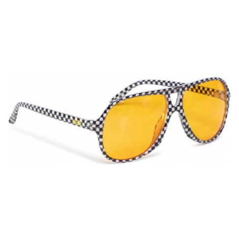 Vans Okulary przeciwsłoneczne Seek Shades VN0A45GPHU01 Biały