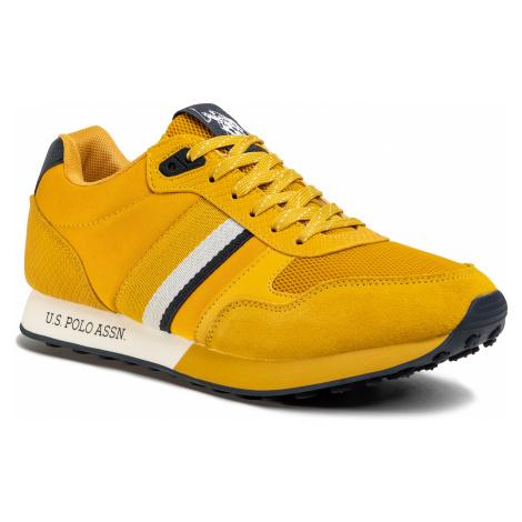 Sneakersy U.S. POLO ASSN. - Julius2 FLASH4088S9/SN2 Yel