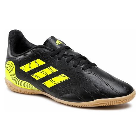 Buty adidas - Copa Sense.4 In J FX1973 Cblack/Syello/Syello