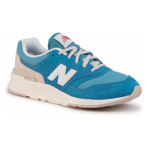 Sneakersy NEW BALANCE - GR997HBQ Niebieski