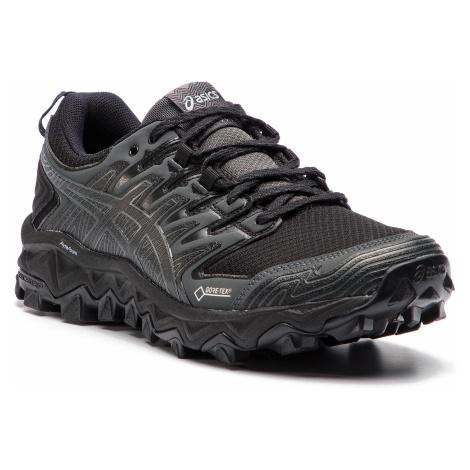 Buty ASICS - Gel-FujiTrabuco 7 G-TX GORE-TEX 1012A190 Black/Dark Grey 001