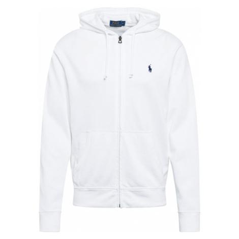 POLO RALPH LAUREN Bluza rozpinana biały