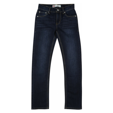 LEVI'S Jeansy '511 Slim Fit' czarny denim Levi´s