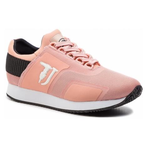 Sneakersy TRUSSARDI JEANS - 79A00328 P100