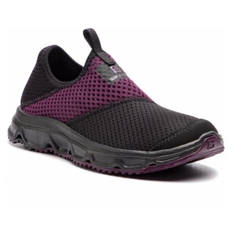 Trekkingi SALOMON - Rx Moc 4.0 W 406741 20 M0 Black/Black/Potent Purple