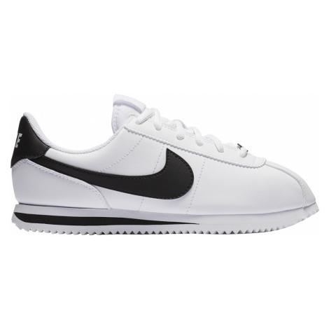 Nike Cortez Basic SL (GS) Białe (904764-102)