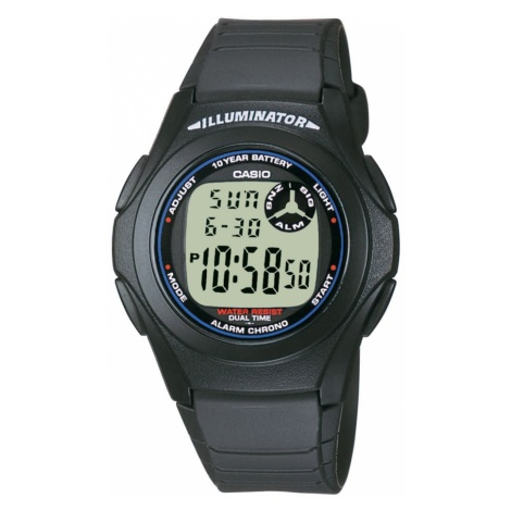 CASIO Collection Men F-200W -1AEF