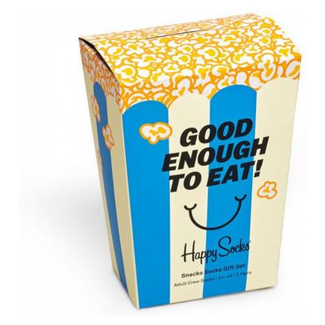 Happy Socks - Skarpety Snacks Socks Gift (2-PACK)