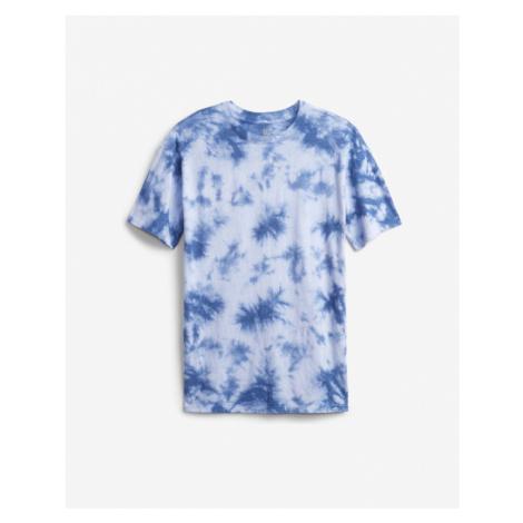 GAP Tie-Dye Koszulka dziecięce Niebieski