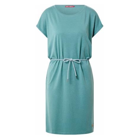 Derbe Sukienka 'Brick' pastelowy zielony
