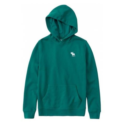 Abercrombie & Fitch Bluza zielony