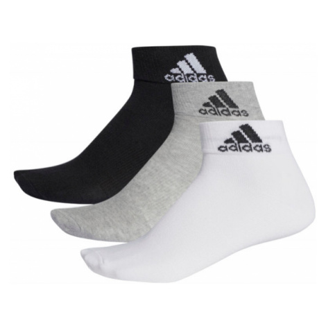 Skarpety adidas Performance Thin Ankle 3Pak AA2322