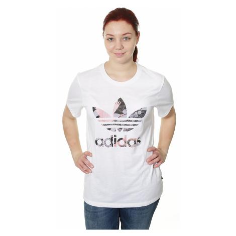 koszulka adidas Originals Boyfriend - White/Multicolor