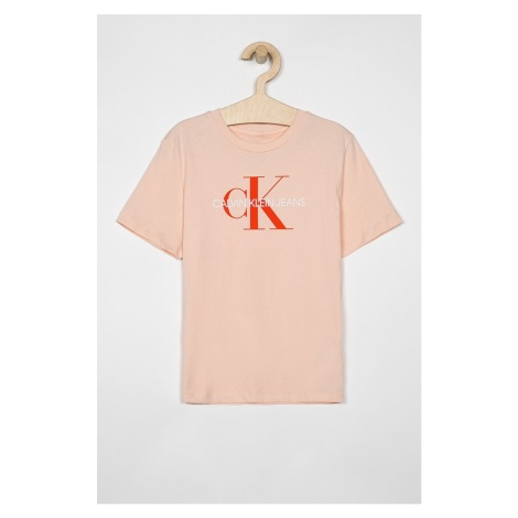 Calvin Klein Jeans - Top dziecięcy 128-176 cm