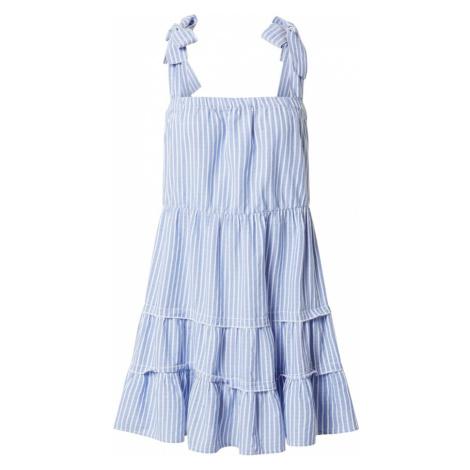 ONLY Sukienka 'ONLGERRY' offwhite / niebieski