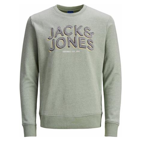 "Jack & Jones ""Jorvenicebeach Sweat"" Green Milieu"