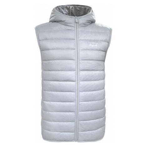 Men's vest Lee Cooper Down Hooded