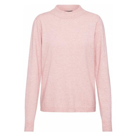 OBJECT Sweter 'THESS' różowy pudrowy
