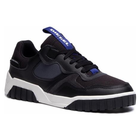 Sneakersy DIESEL - S-Rua Low Sk Y02335 P3391 T8013 Black