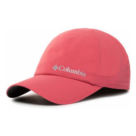 Columbia Czapka z daszkiem Silver Ridge III Ball Cap 1840071 Różowy