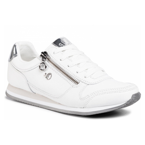 Sneakersy S.OLIVER - 5-23608-24 White 100
