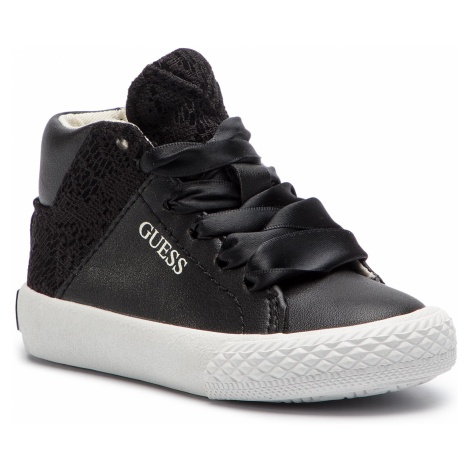 Sneakersy GUESS - Marty FTMRT3 ELE12 BLACK
