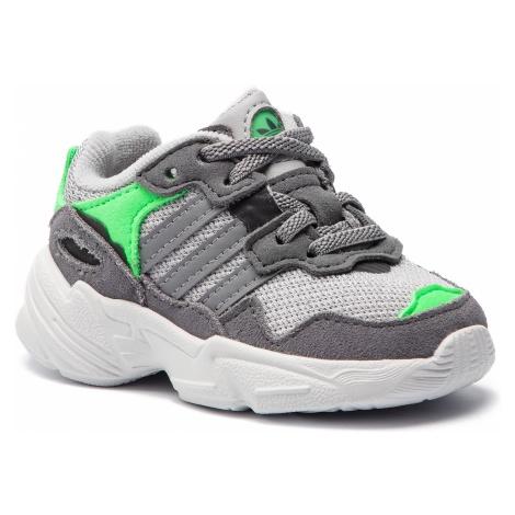 Buty adidas - Yung-96 El I DB2822 Gretwo/Grethr/Shopnk