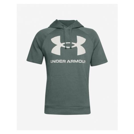 Under Armour Rival Fic Big Logo Bluza Zielony
