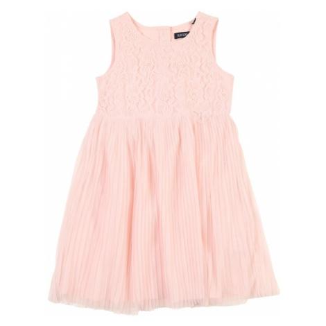 BLUE SEVEN Sukienka różowy pudrowy