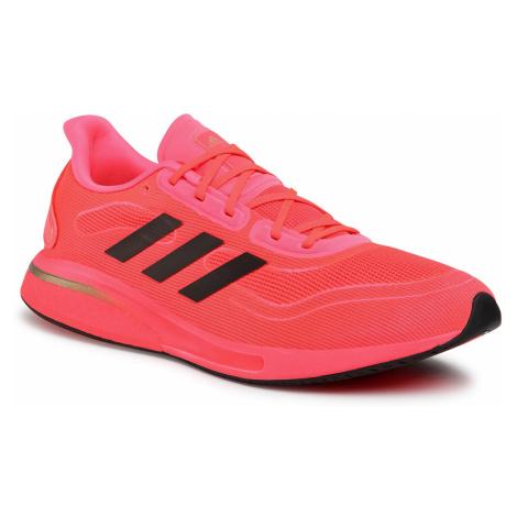 Buty adidas - Supernova M FV6032 Signal Pink/Core Black/Copper Metallic