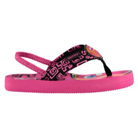 Skechers Waterlilly Flip Flops Niemowlęta Dziewczynki