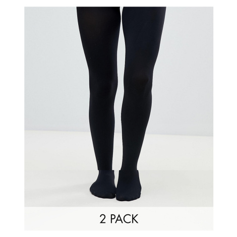 Gipsy 120 denier opaque 2 pack tights