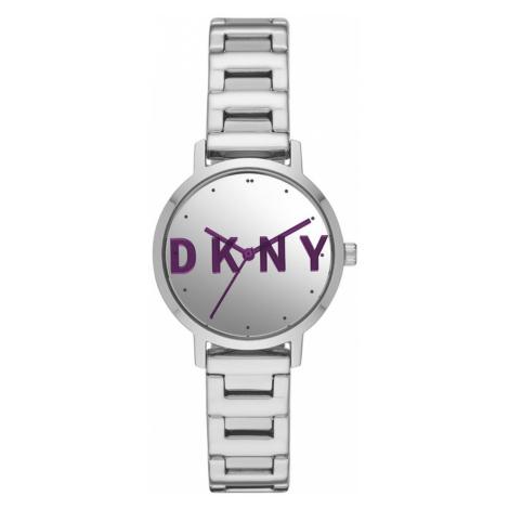 Damskie modne zegarki DKNY