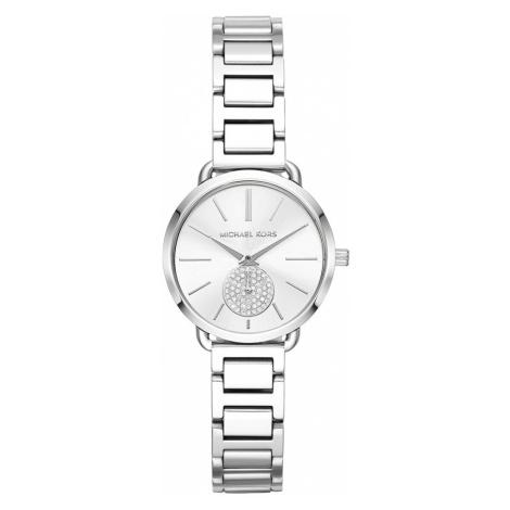 Zegarek MICHAEL KORS - Portia MK3837 Silver/Silver