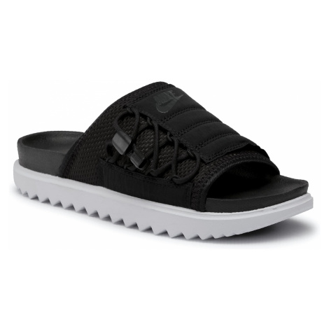 Klapki NIKE - Asuna Slide CI8799 003 Black/Anthracite/White