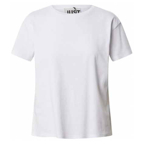 JUST FEMALE Koszulka 'Cash' biały