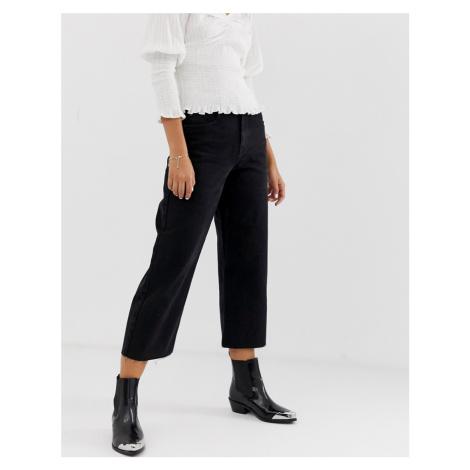 Vero Moda wide leg culotte jean