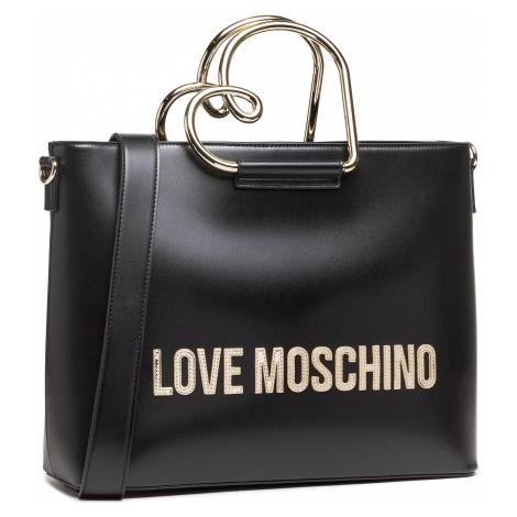 Torebka LOVE MOSCHINO - JC4121PP1CLN1000 Nero