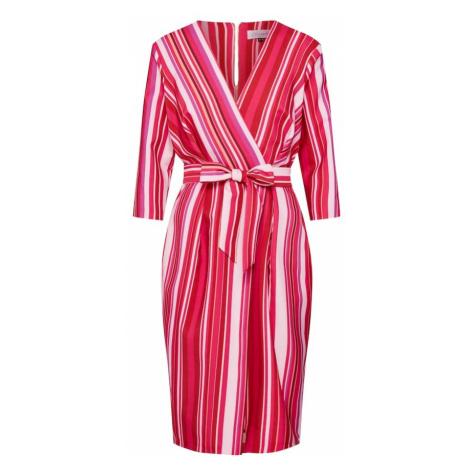 Closet London Sukienka różowy / różowy pudrowy