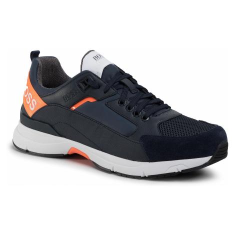 Sneakersy BOSS - Velocity 50428547 10226001 01 Dark Blue 401 Hugo Boss