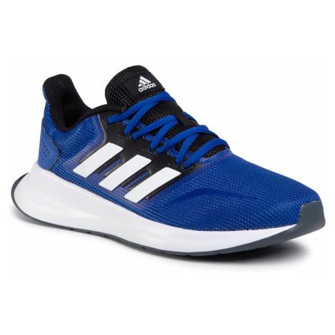 Buty adidas - Runfalcon FW5055 Royal Blue/Cloud White/Core Black