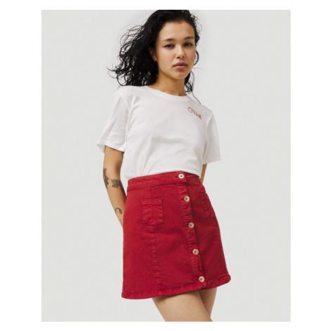 O'Neill Tunitas Spódnica Czerwony