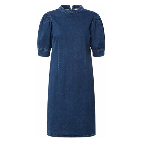 ONLY Sukienka niebieski denim
