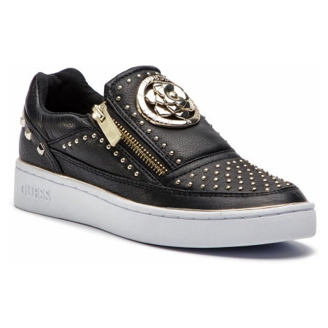 Sneakersy GUESS - Beela FL5BEE LEA12 BLACK