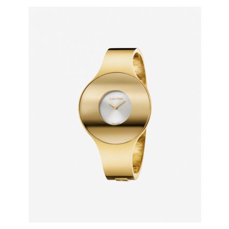 Calvin Klein Seamless Zegarek Złoty