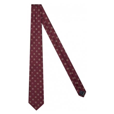 Joop! Krawat 17 Jtie-06Tie_7.0 30023555 Bordowy