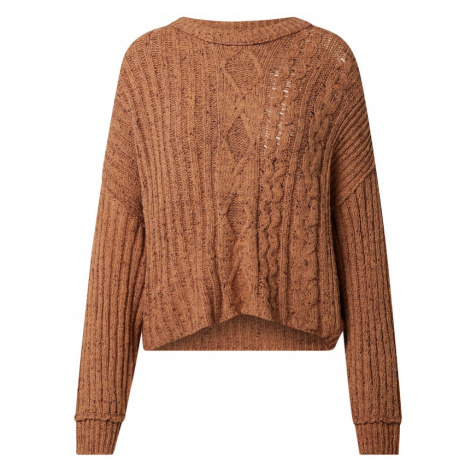 Free People Sweter 'On Your Side' brązowy